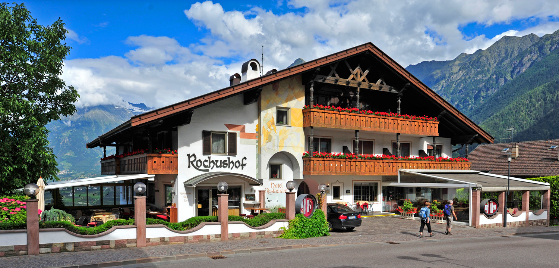 Online Buchen Hotel Schenna 3 Sterne Hotel Rochushof Bei